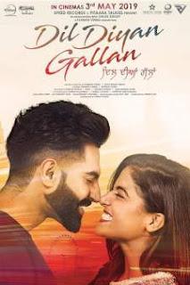 Dil Diyan Gallan 2019 Punjabi Full Movie Download 480p 300MB