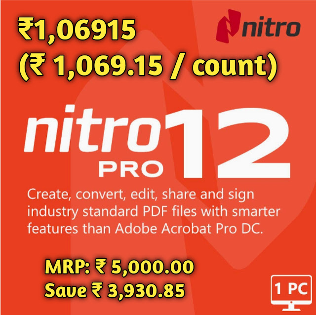 Edit All PDF With Nitro Pro 12 PDF Editor 2021 Full Version Get Activation Key