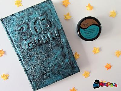 Altered book per un diario creativo