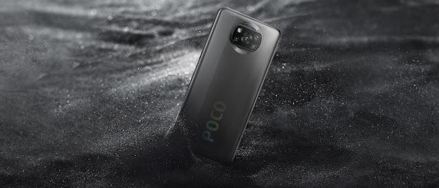 Poco x3 NFC Shadow Grey