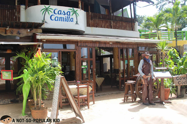 Casa Camilla in Station 3, Boracay