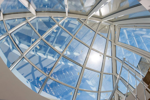 Glazed Roof - Benefits