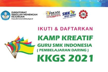 KKGS 2021 (Kamp Kreatif Guru SMK)