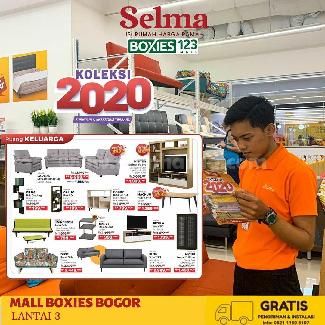 Promo Selma Furniture Store Boxies 123 Mall Bogor Terbaru