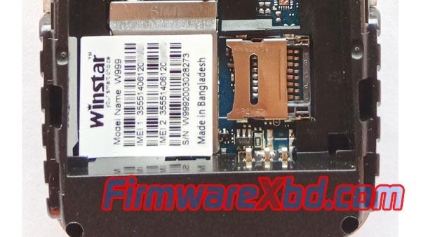 Winstar W999 Flash File Download