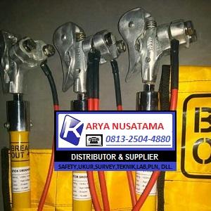 Ready Stok Grounding Cluster Break Out 150kv di Ciputat