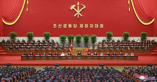 WPK 8th Congress Closes, Jnuary 12, 2021