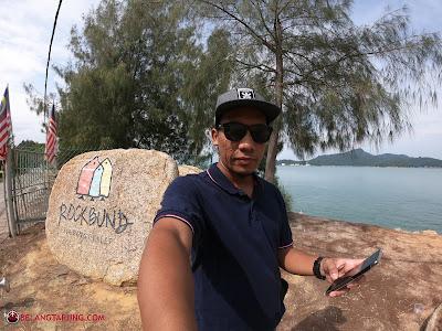 Selamat Datang ke Rockbund Marina Island