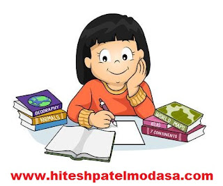 Standard: 7 | Homework declared by SSA Gujarat| Subject covered: Gujarati, Maths, Science, English, social science | Homework for Week-1