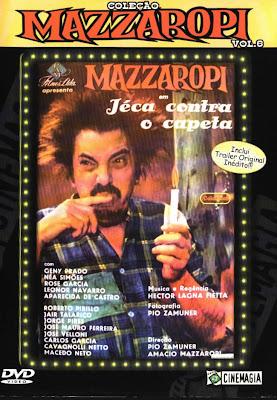 Mazzaropi: Jéca Contra o Capeta - DVDRip Nacional