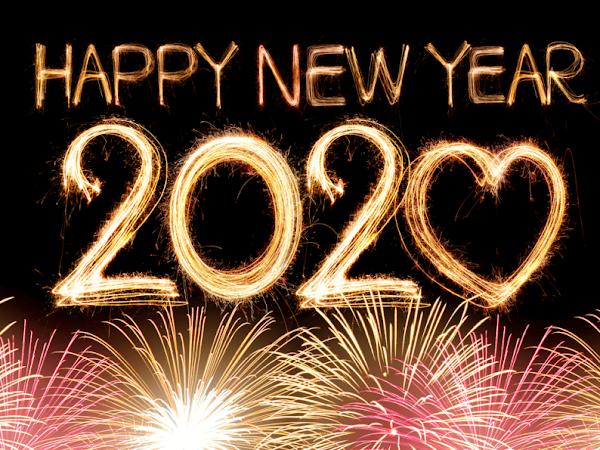 Happy New Year 2020!!
