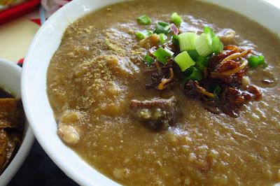 Old World Bakuteh - fried porridge