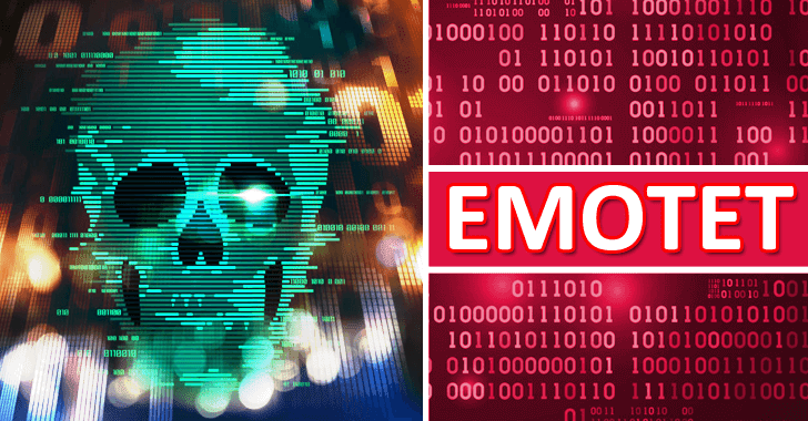 Hackers Behind the Emotet Malware Now Attacking Government Entities