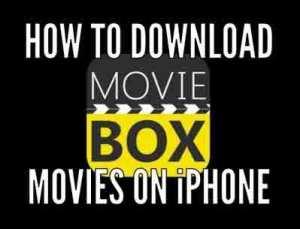 download movie box ios