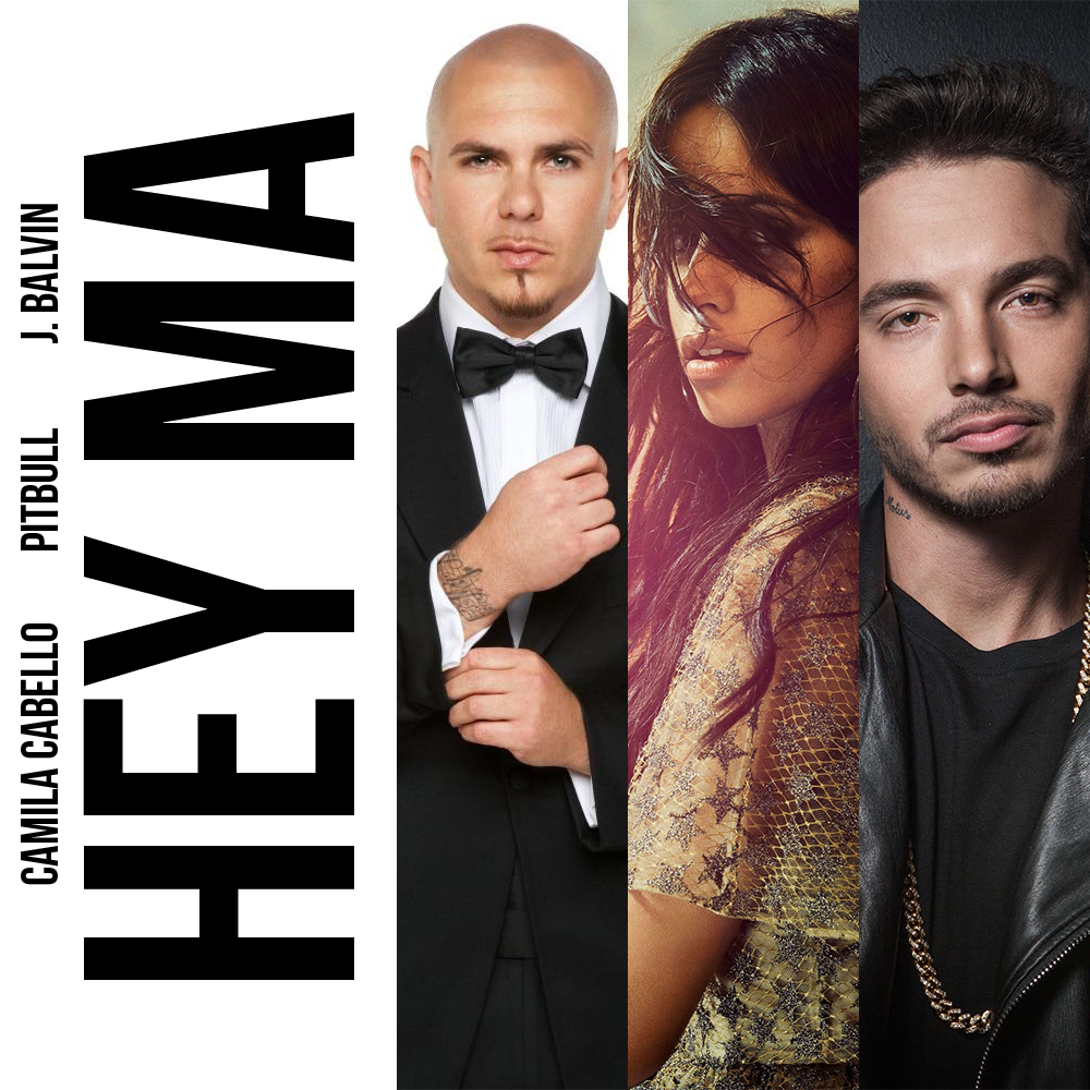 Hip Hop St Fast Furious Mp3 Download: Hey Ma (English+Spanish) Ft. Camila