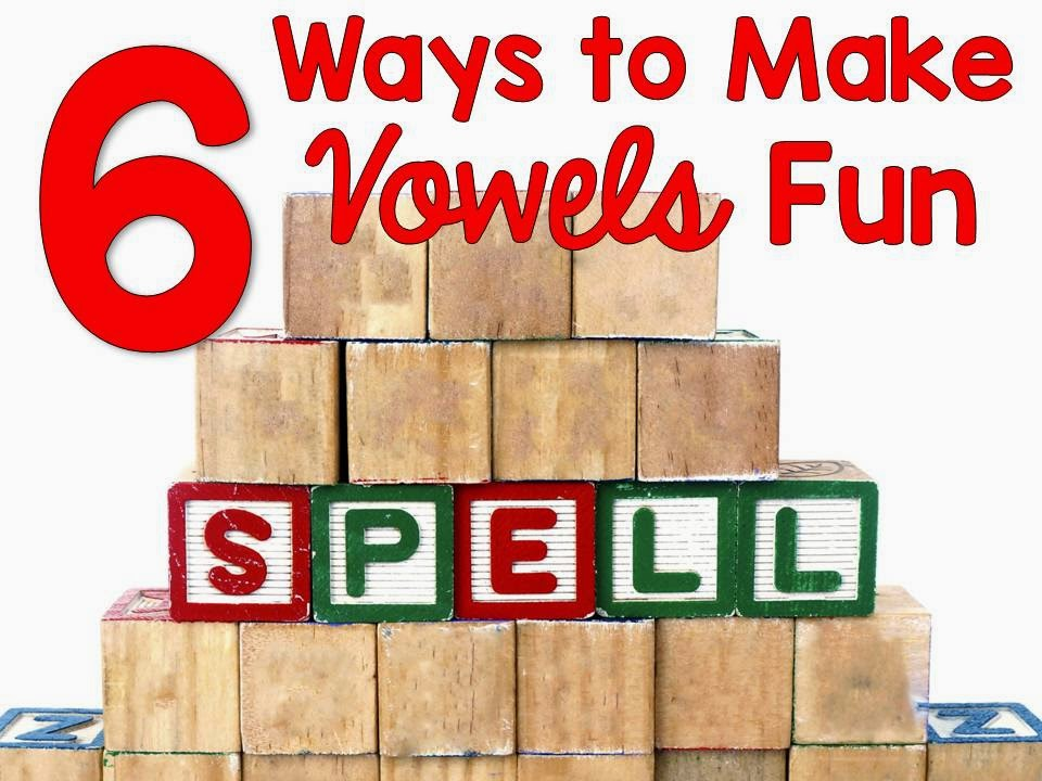 Teaching vowels in the classroom- activities that are hands-on to help teach long vowels and short vowels