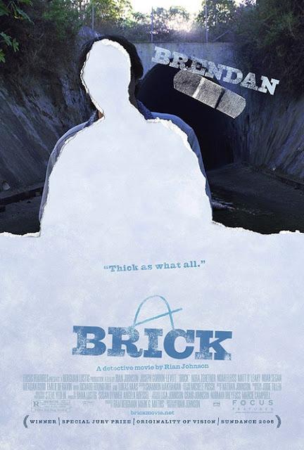 Poster película Brick