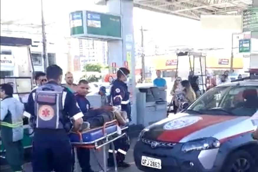Gerente de posto de gasolina é morto durante tentativa de assalto