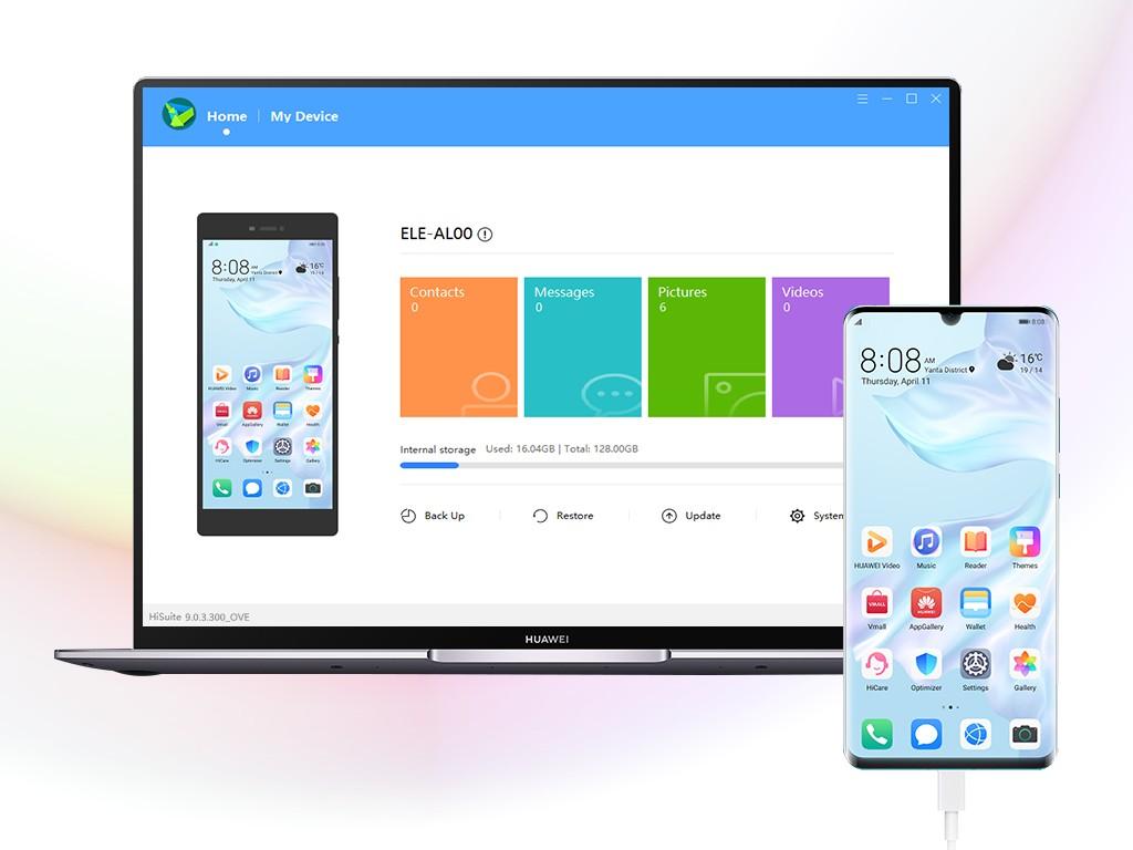 Descargar Huawei HiSuite gratis - Windows / Mac