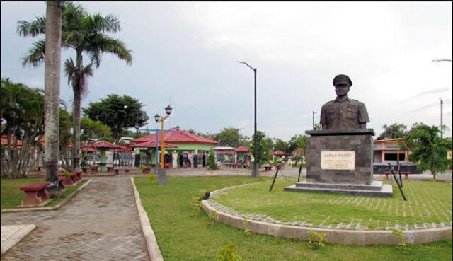 Taman Kota Jenderal HM Sarbini Kebumen yang Terlupakan