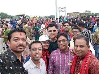 Sambalpuri Day Selfi Images Girls