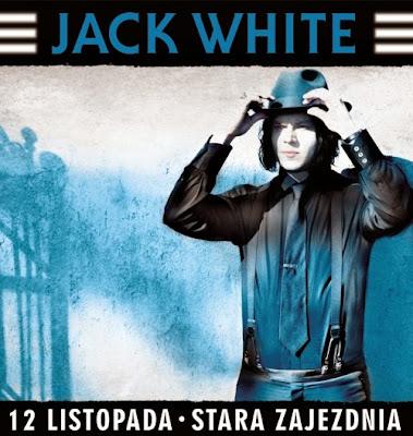 Jack White w Polsce