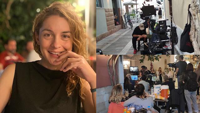 """Ναύπλιο: Συνέντευξη της Γιουλίκας Σκαφιδά από την σειρά """" Έξαψη"""" (ηχητικό)"""