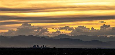 Three Sunsets