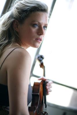 violonista Héloïse Geoghegan