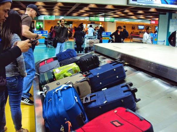 Quy định về hành lý khi đi máy bay
