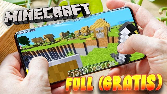 Minecraft (FULL) v1.16.210.58 Para Teléfonos Android [Apk]