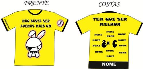 Frases Engraçadas Para Aula Da Saudade: Dicas Para Terceiro Ano: Ideias De Camisetas Para Fornatura