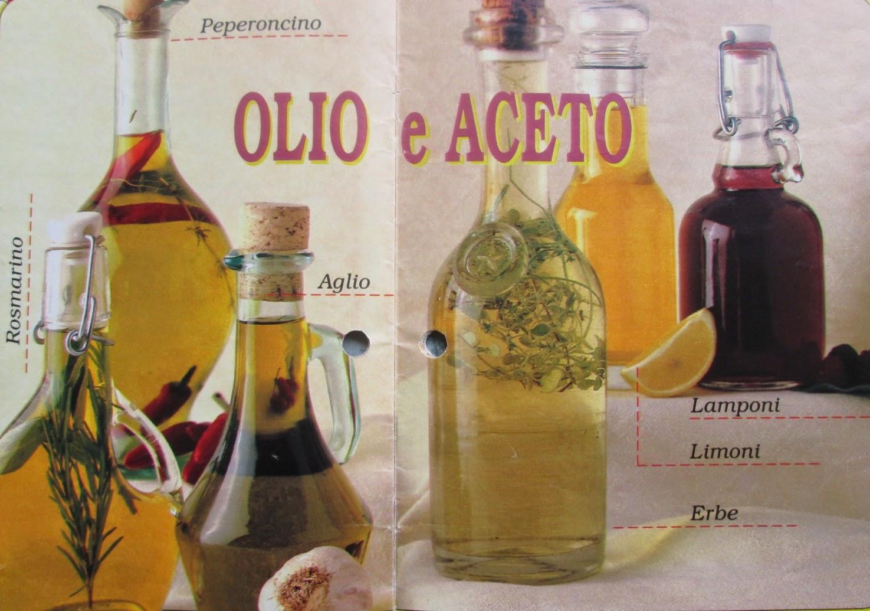 Como preparar oleo e vinagre aromatico (Come preparare olio e aceto aromatizzati)