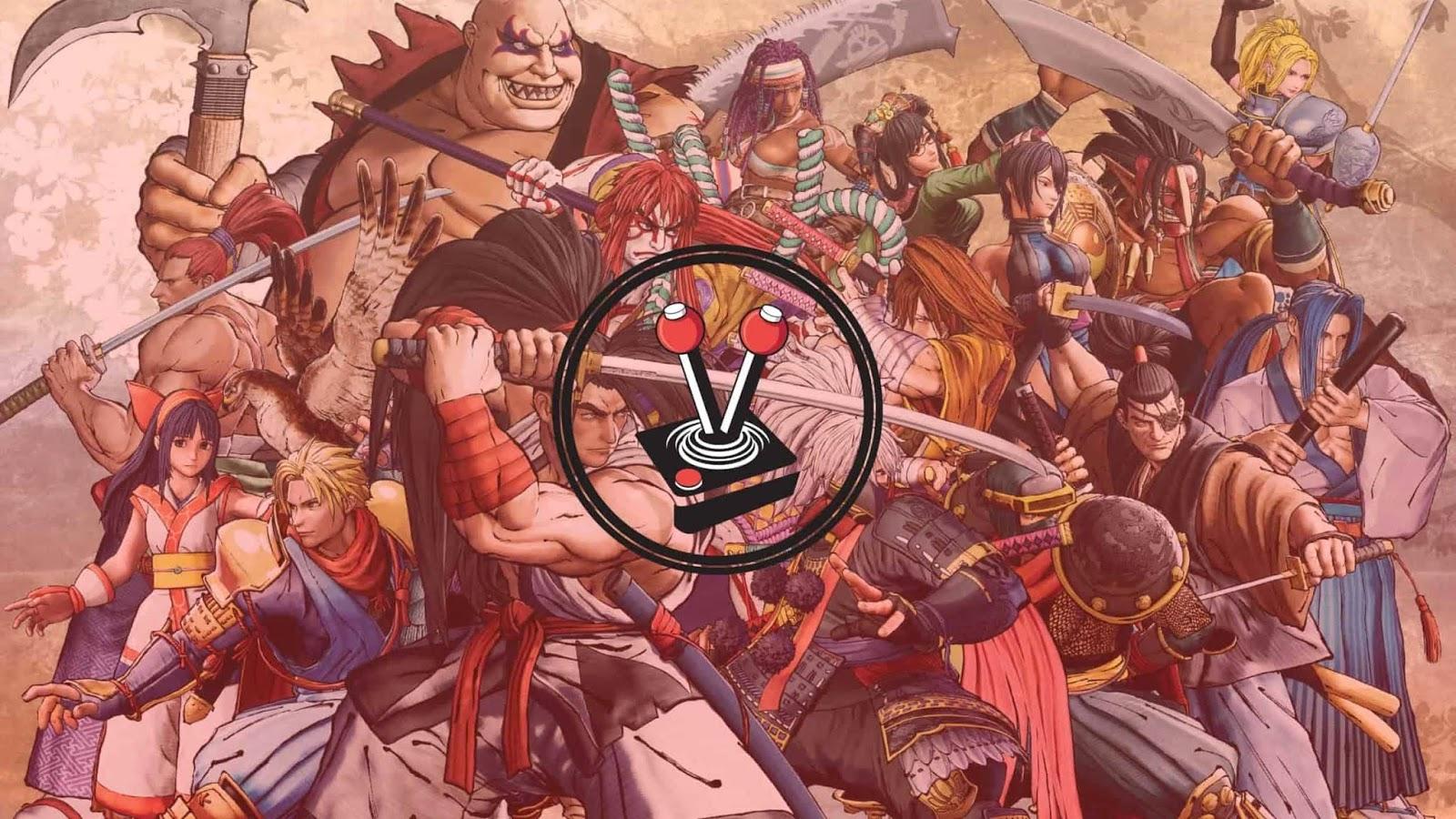 Game Samurai Shodown Ungkap 6 Karakter DLC Baru