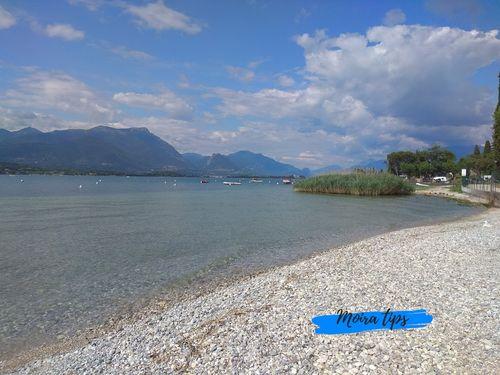 Can you swim lake Garda?