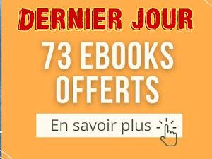 74 ebooks de recettes healthy pour le prix d'un !!! Offre de folie