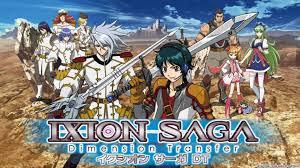 Ixion Saga Dimension Transfer