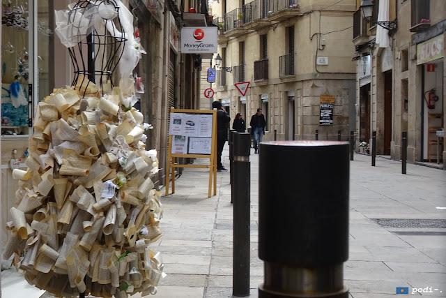 Canvis Vells, Barcelona