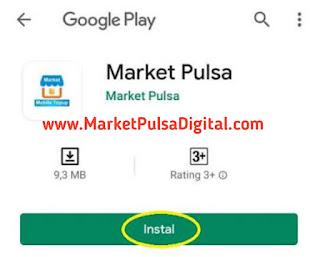 Aplikasi Market Pulsa Murah Market Mobile TopUp