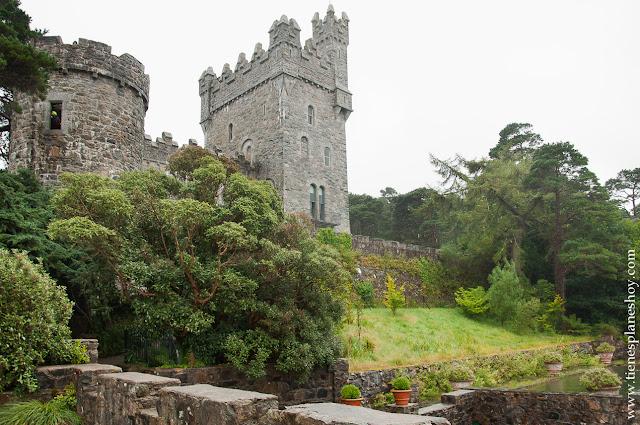 Parque Natural Glenveagh  Condado de Donegal