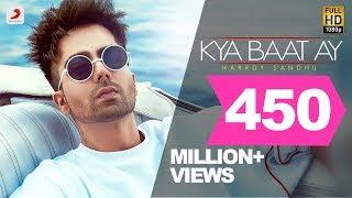 Kya Baat Ay Lyrics - Hardy Sandhu