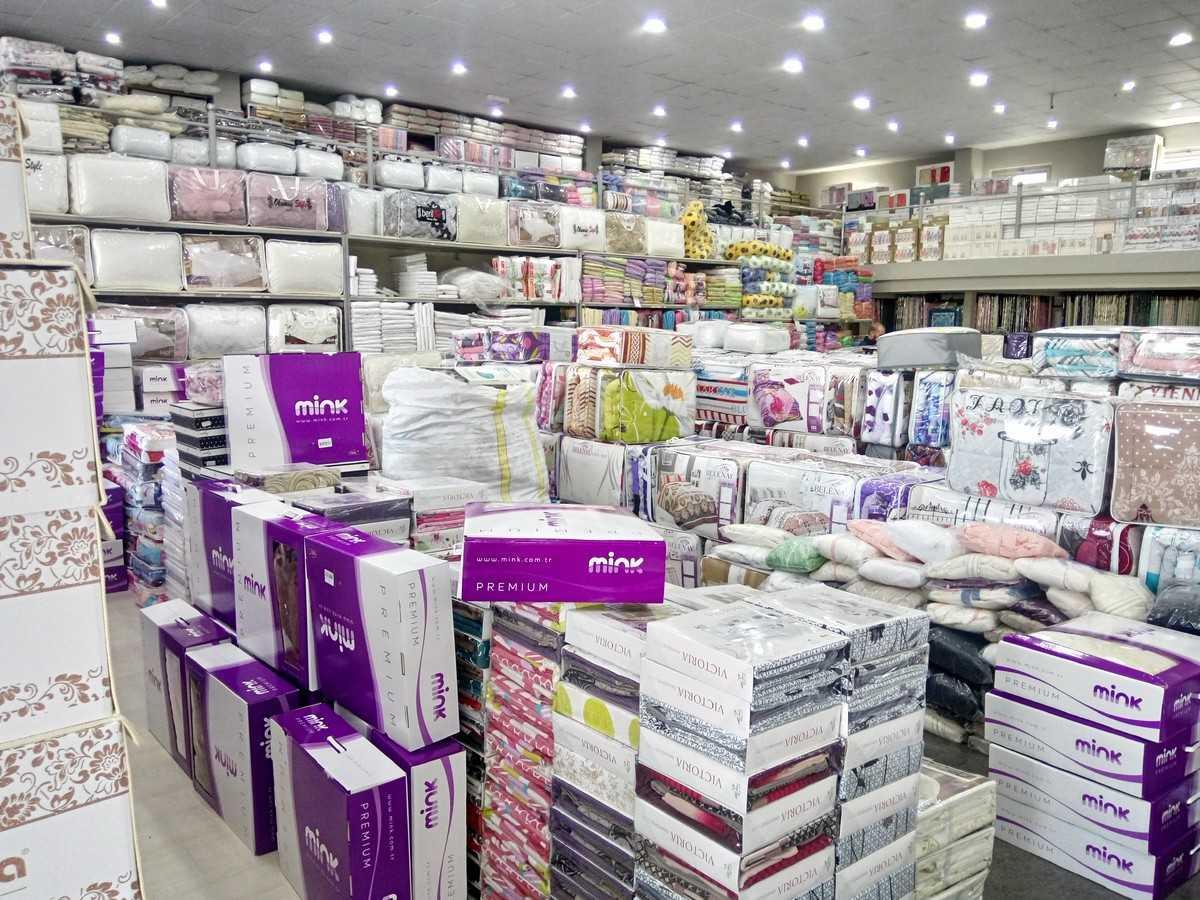toptan ev tekstil ürünleri satan firmalar