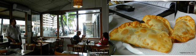Restaurante Nomangue, Copacabana