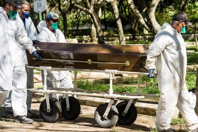 RN registra 1 mil mortes por Covid-19 em menos de um mês