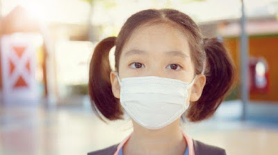 4 Aturan Pengunaan Masker Pada Anak