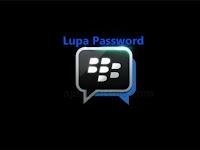 Cara Mengatasi Lupa Password BBM