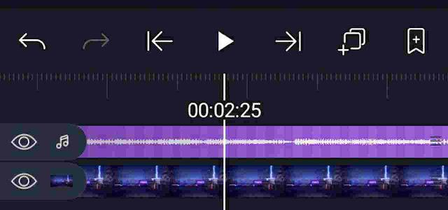 cara ekstrak audio di alight motion