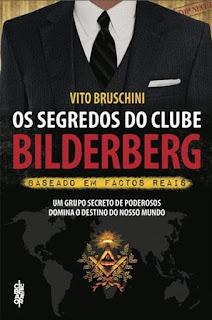 "Livro ""Os Segredos do Clube Bilderberg"" de Vito Bruschini"