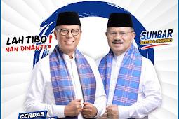 Inilah Profil Mulyadi - Ali Mukhni, Pasangan Calon Pilkada Sumatera Barat 2020