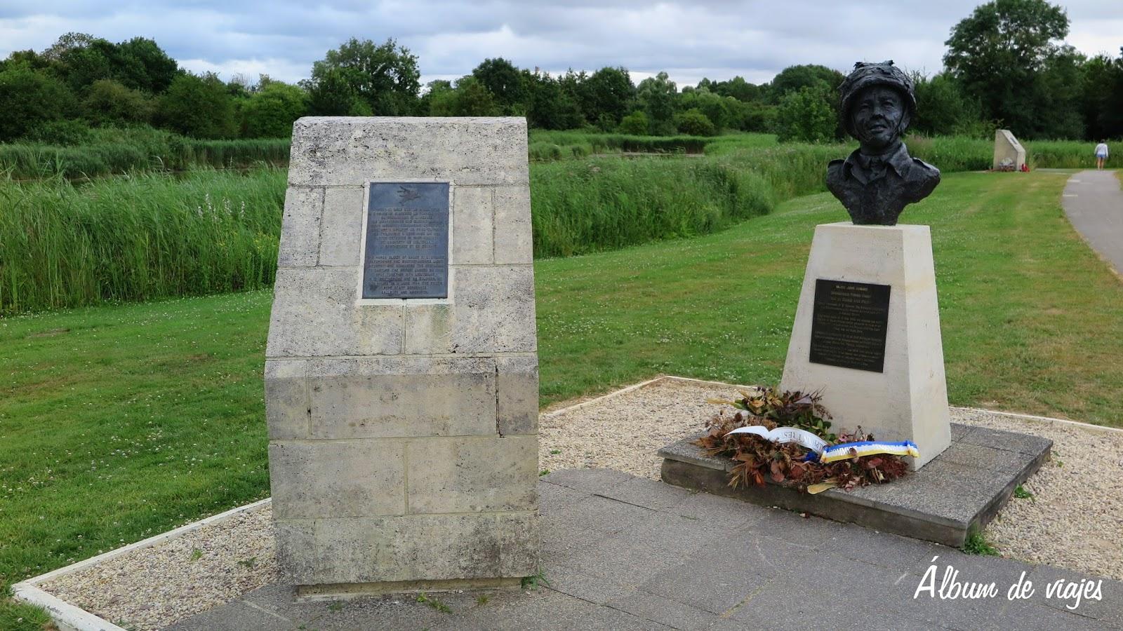 Álbum de viajes: Día 4: Normandía: Caen - Puente Pegasus - Playa ...